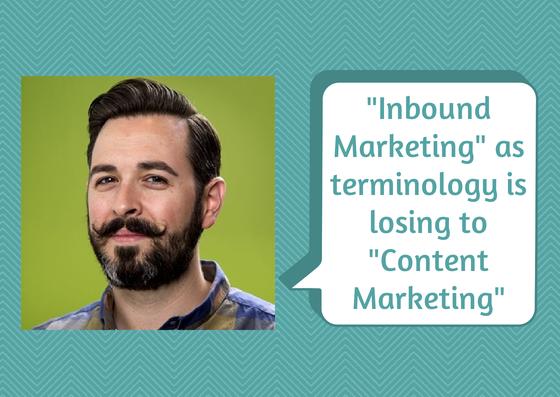 -Inbound Marketing- -Content Marketing-