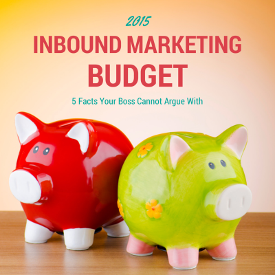 2015 Inbound Marketing Budget- 5 Facts