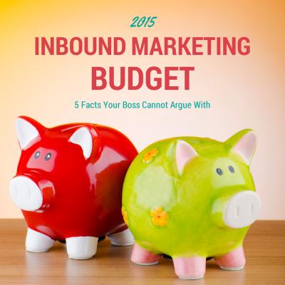 2015 Inbound Marketing Budget- 5 Facts