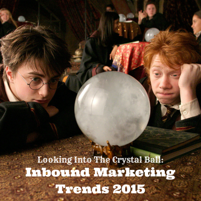 Inbound Marketing Trends 2015 Crystal Ball