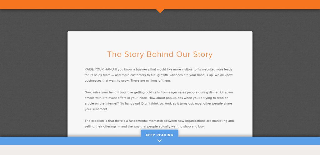 Typography on Website