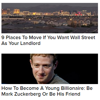 BuzzFeed Healines