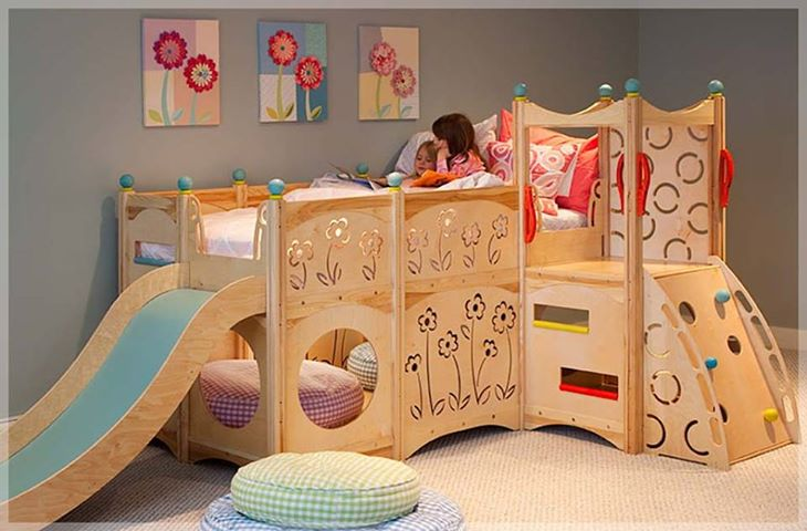 Play House Bed