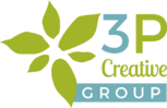 3P Creative Group Logo