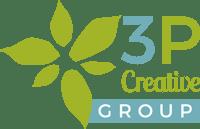 3P Creative Group Logo
