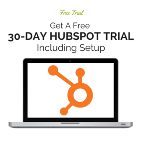 Click here for a free HubSpot Trial