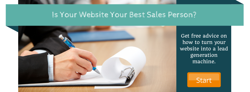 Is your website your best sales person?
