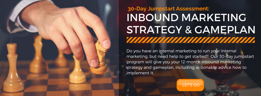 Click here to schedule a consultation regarding the 30 day inbound marketing strategy aseessment and gameplan