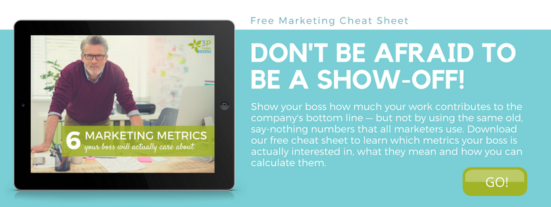 Click here to download: The 6 Marketing Metrics Your Boss Actually Cares About