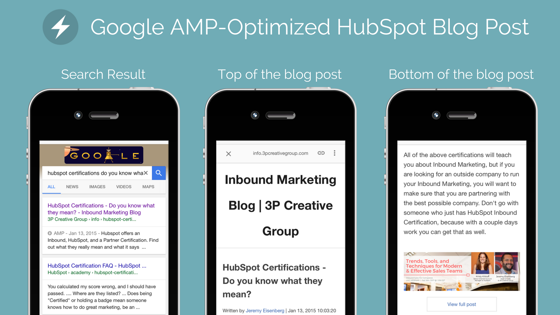 Google AMP-Optimized HubSpot Blog Post.png